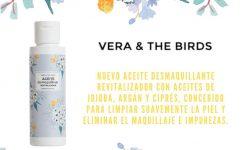 ¡NUEVO! Lanzamiento del desmaquillante de VERA & THE BIRDS
